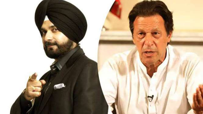 Navjot Singh Sidhu receives official invitation for Imran Khan's swearing-in ceremony