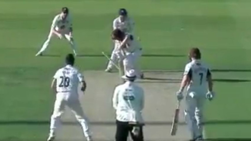 WATCH: Akshar Patel stuns Northamptonshire skipper Alex Wakley with his arm ball