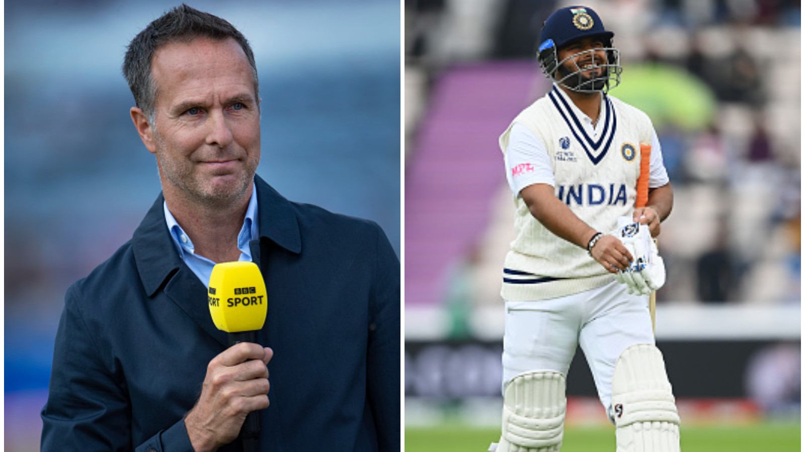 ENG v IND 2021: Michael Vaughan fears for India Tests due to UK isolation rules after Pant tests COVID positive