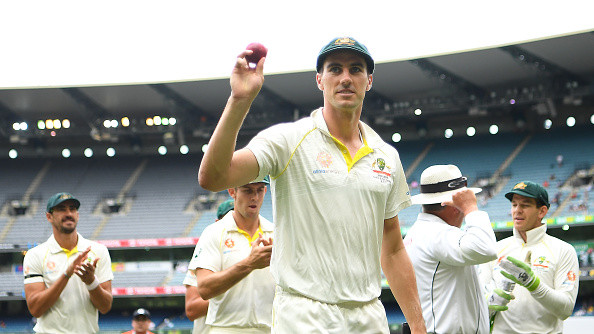 Cummins intent on swing bowling improvement before the Ashes
