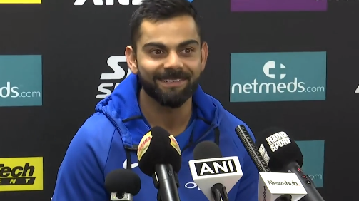NZ v IND 2019: Team India's intensity won't drop in my absence, says Virat Kohli