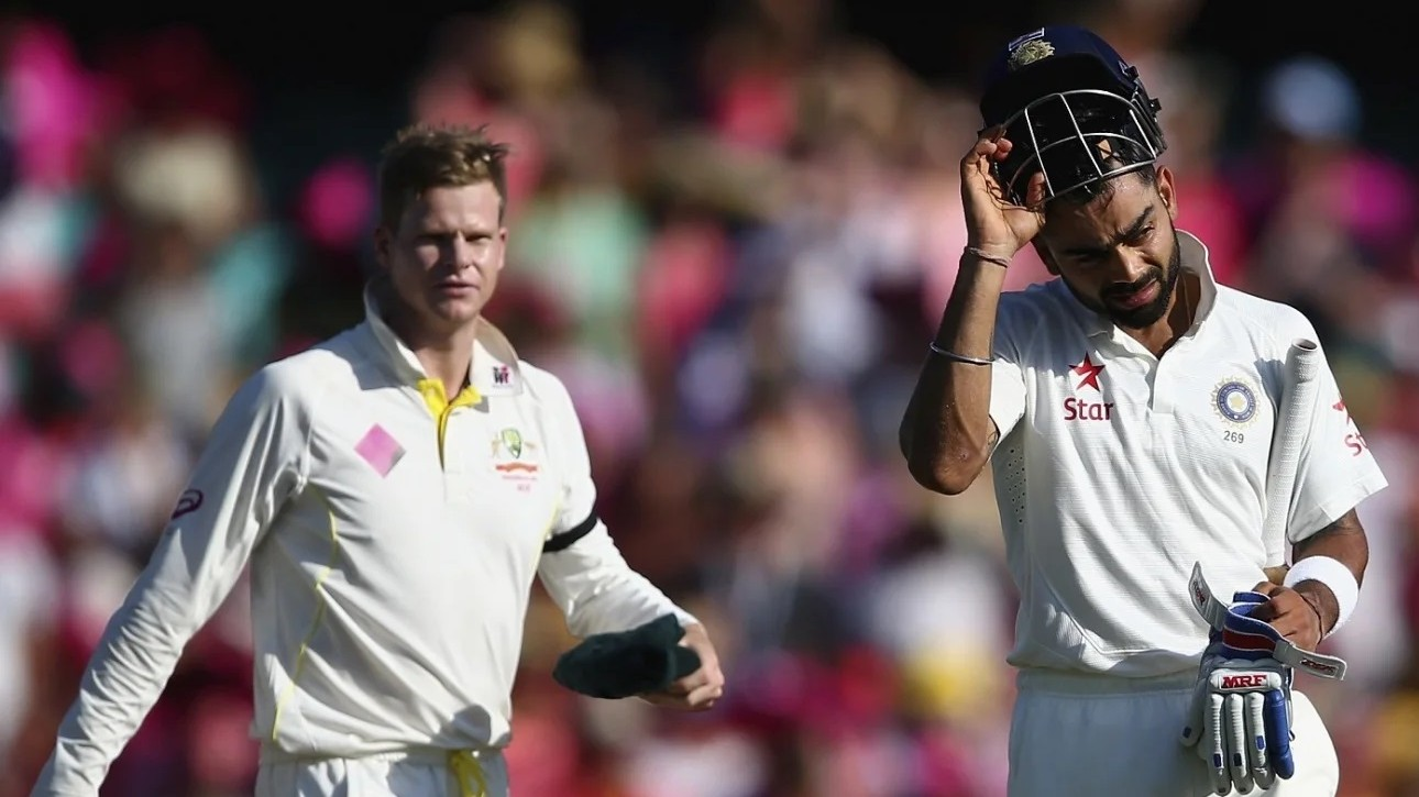 """Would like to dismiss Virat Kohli,"" says Steve Smith; mentions Australia has edge over India in D/N Test"
