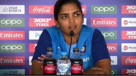 Women's T20WC 2020: Veda Krishnamurthy warns India against complacency after Australian win