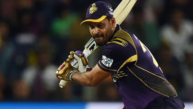 Yusuf Pathan's IPL career with KKR has been a case of hits and misses | AFP