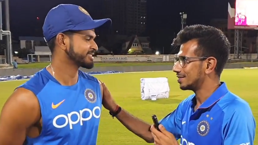 WI v IND 2019: WATCH - India's unsung hero Shreyas Iyer says he loves batting under pressure