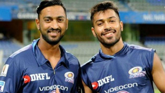 IPL 2018: Watch- Hardik Pandya and Krunal Pandya talk about their childhood