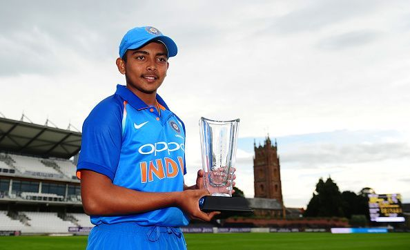 ICC U19 World Cup 2018: Watch – India U19 players send a message to their fans and family on eve of the tournament