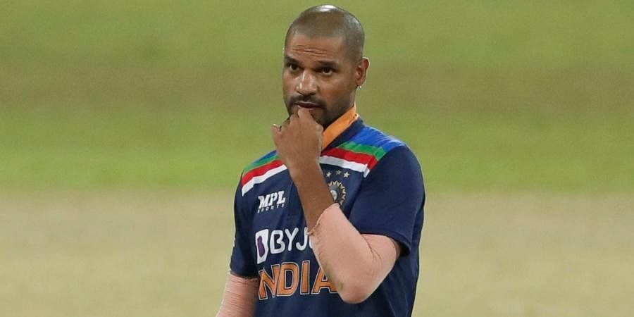 Shikhar Dhawan wasn't picked for the T20 World Cup 2021 | AP