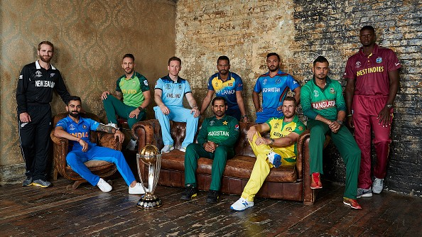 CWC 2019: Captains anticipate most competitive ODI World Cup ever