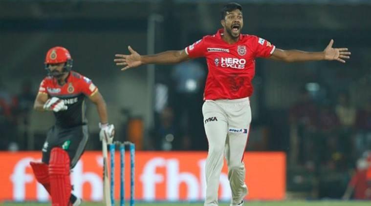 Varun Aaron | Indian Express