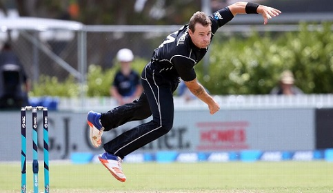 NZ vs PAK 2018: Doug Bracewell to miss Pakistan ODIs with hamstring injury