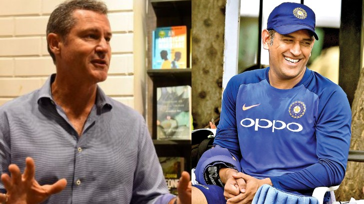Simon Taufel recalls when MS Dhoni's calmness surprised him as he was being warned for slow over rates
