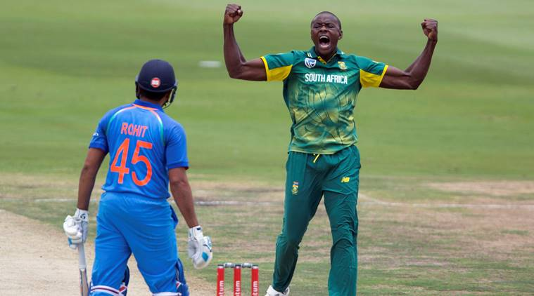 Farzi Times: Rohit Sharma wants a new rule to tackle Kagiso Rabada