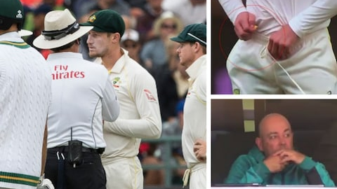 Cricket fraternity reacts to Cameron Bancroft's ball tampering scandal