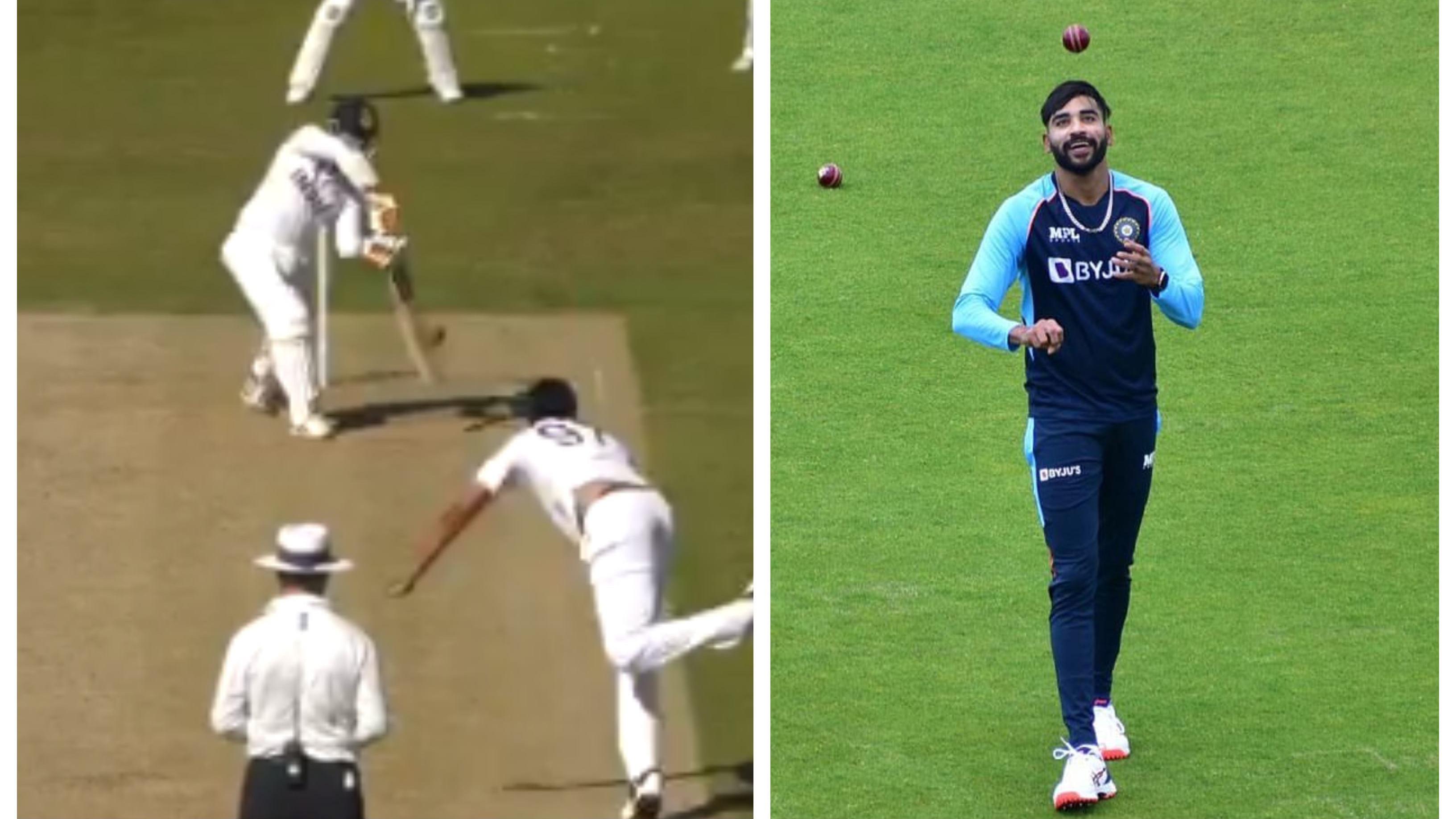 WTC 2021 Final: WATCH – Jadeja slams half-century, Siraj claims two wickets in intra-squad match on Day 3