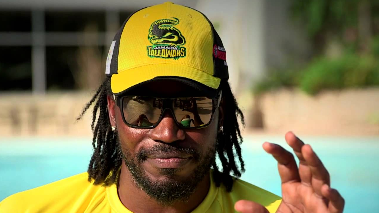 Watch: Chris Gayle dances on Punjabi music, with a message,