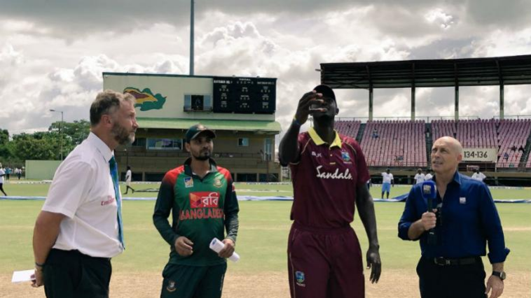 Schedule for Windies tour of Bangladesh announced