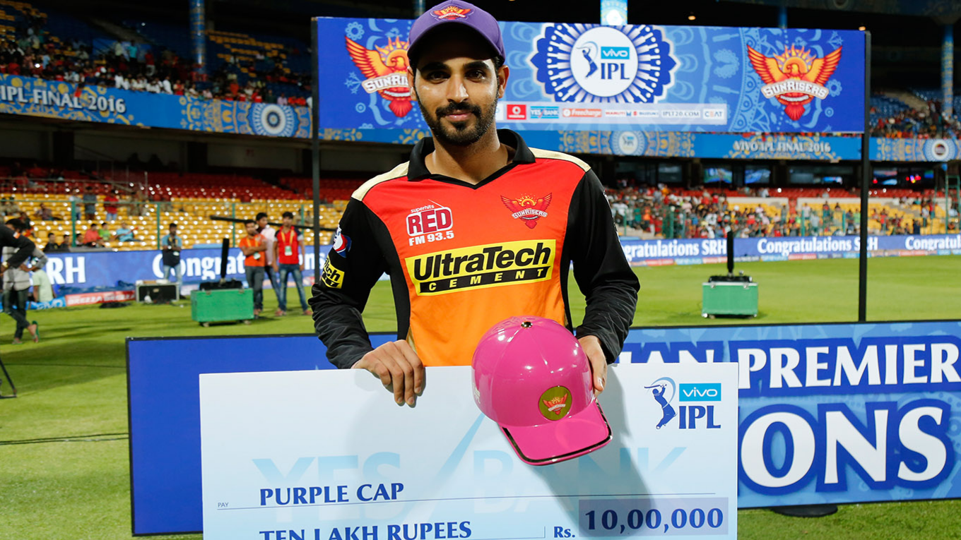 IPL 2018: Bhuvneshwar Kumar thanks the Hyderabad crowd for their constant support