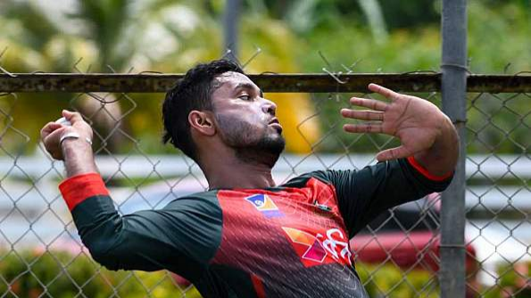 WI vs BAN 2018: Mortaza disappointed after spilling a chance to win the series
