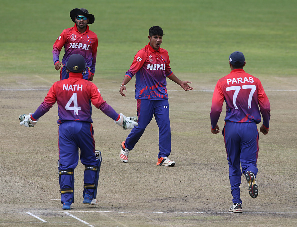 Nepal is one of the teams in line for a place at the 2023 World Cup | Getty