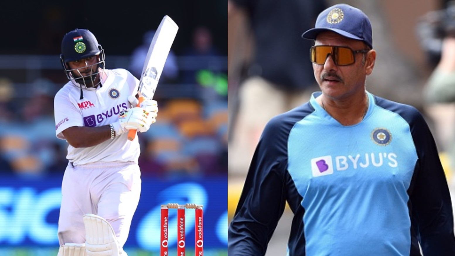 AUS v IND 2020-21: Ravi Shastri reveals why Rishabh Pant is first-choice on overseas tours