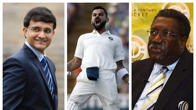 Clive Lloyd and Sourav Ganguly speak on backing players as captain; call Virat Kohli a rock star