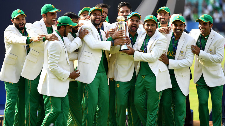 Pakistan have won the ICC Champions Trophy 2017 | Getty