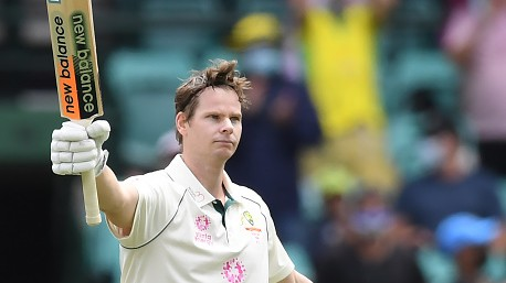 "AUS v IND 2020-21: ""Always special to score at the SCG,"" says Steve Smith after much-awaited Test century"
