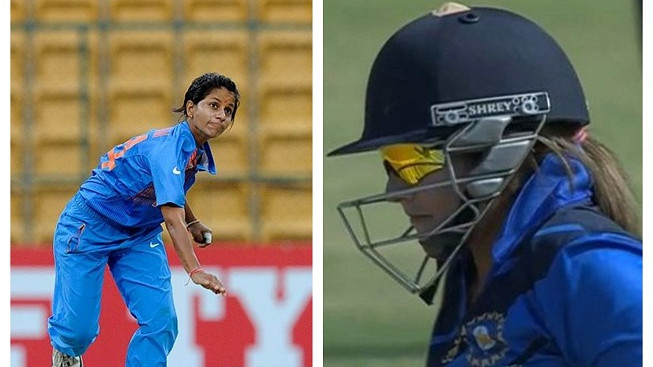 Poonam Yadav and Taniya Bhatia star as India Women rout Sri Lanka women in the first T20I
