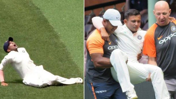 AUS v IND 2018-19: Prithvi Shaw to miss the remaining Test matches; replacement named