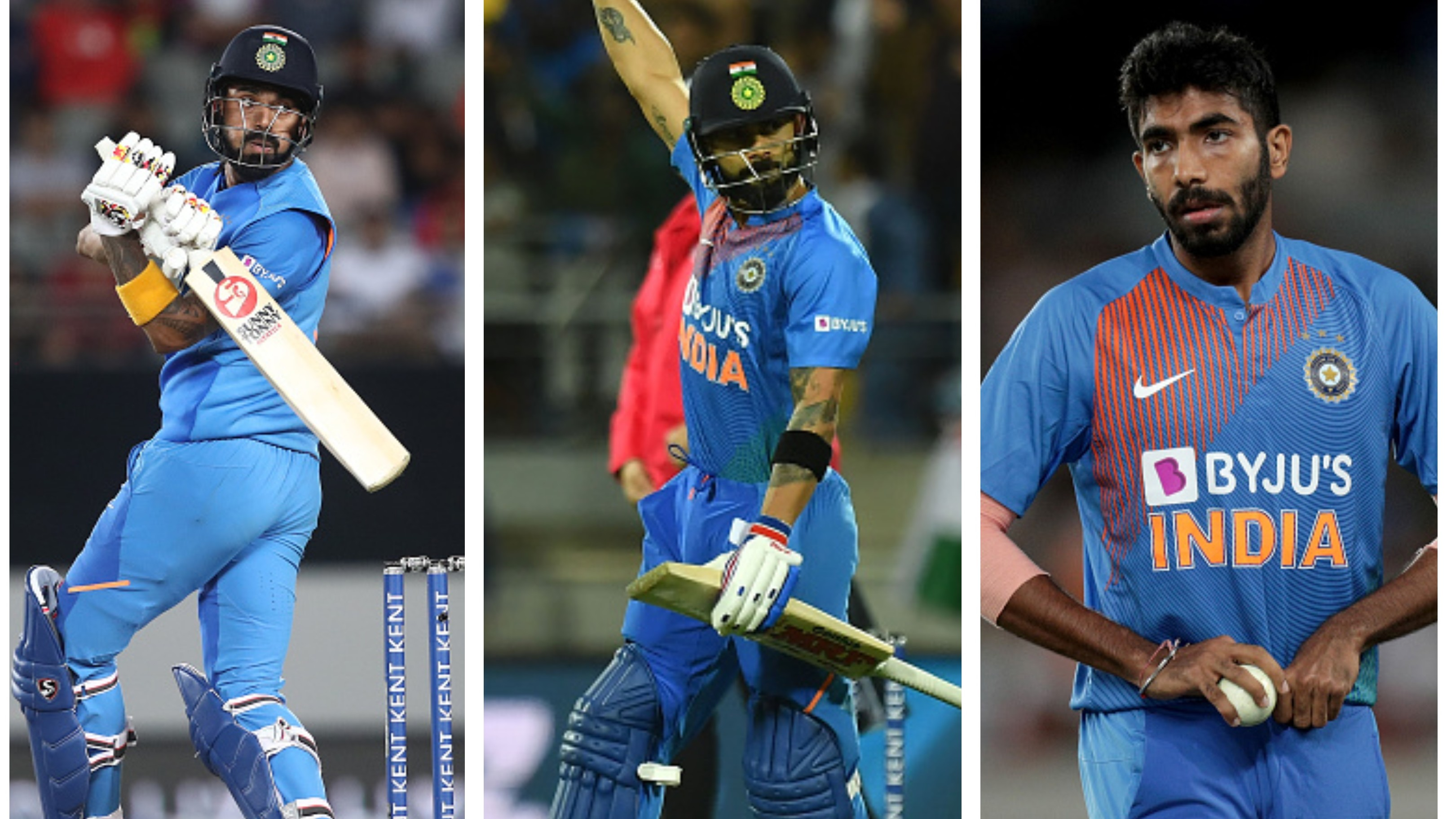Kohli, Rahul consolidate positions among top 10; Bumrah jumps up to 12th in ICC T20I rankings