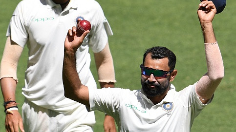 AUS v IND 2018-19: Mohammad Shami rues India not playing a premier spinner in Perth