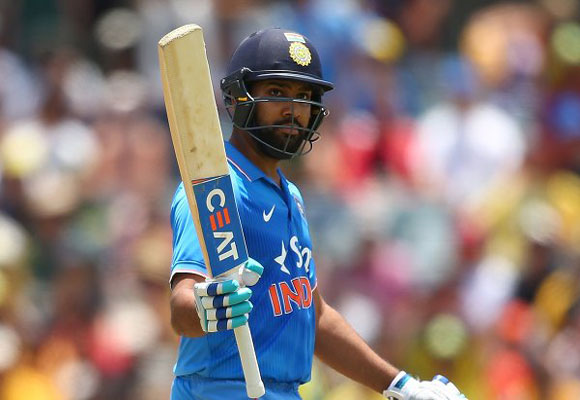 Rohit Sharma | AFP