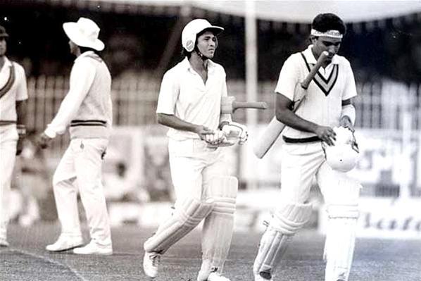 Sachin Tendulkar was Sanjay Manjrekar's roommate as a 14-year-old at a tournament in Chennai | Getty