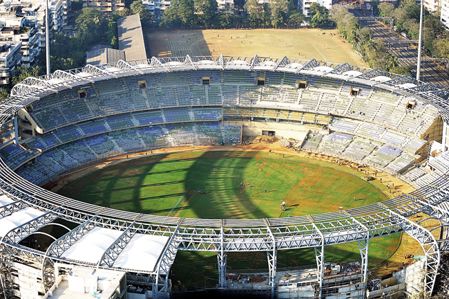 First game at Wankhede is scheduled on 10 April between Chennai Super Kings and Delhi Capitals |