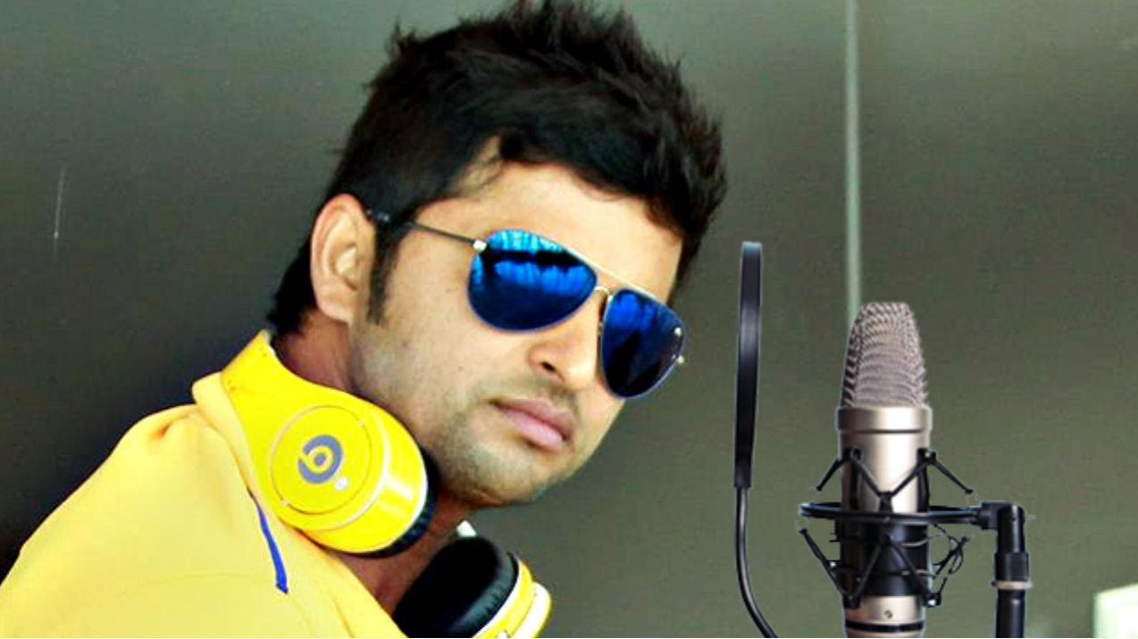 Watch- Suresh Raina recreates Kishore Kumar classic 'Yeh Shaam Mastani'