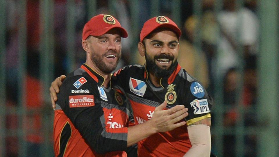 Kohli and De Villiers plays together for RCB | IANS