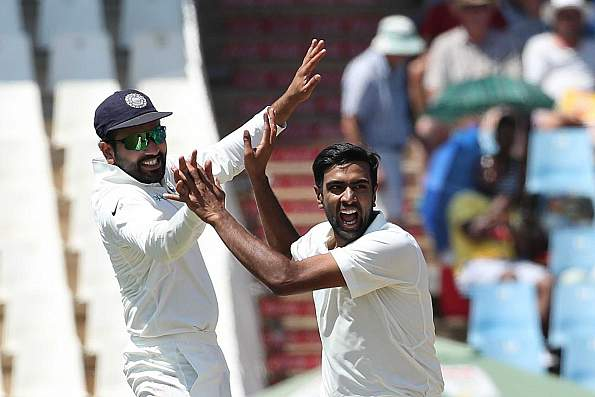 Ashwin bowled 31 overs on Day 1 of the Centurion Test and claimed three wickets | BCCI
