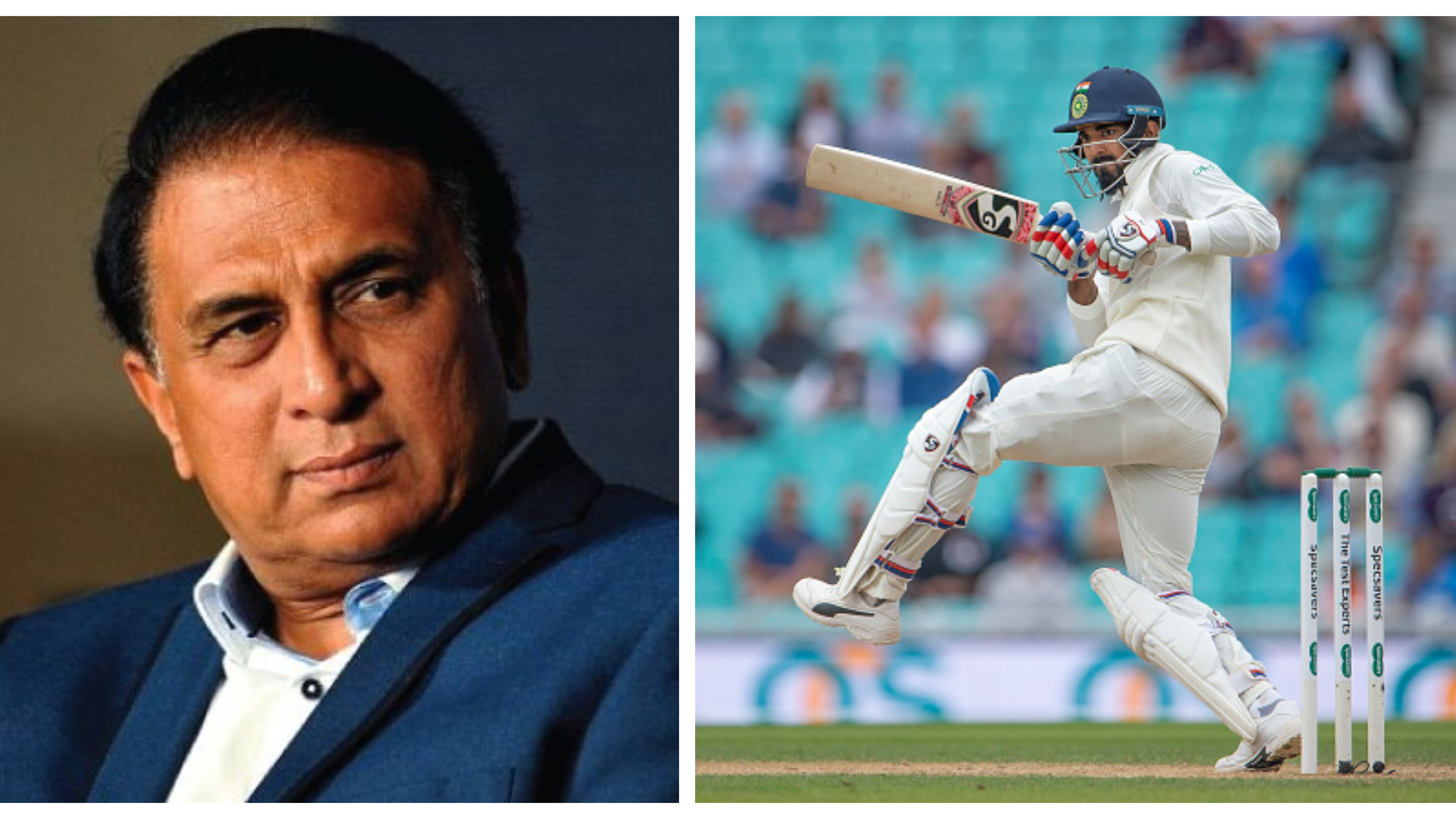 AUS v IND 2018-19: Sunil Gavaskar feels KL Rahul is trying to hit his way out of the bad patch