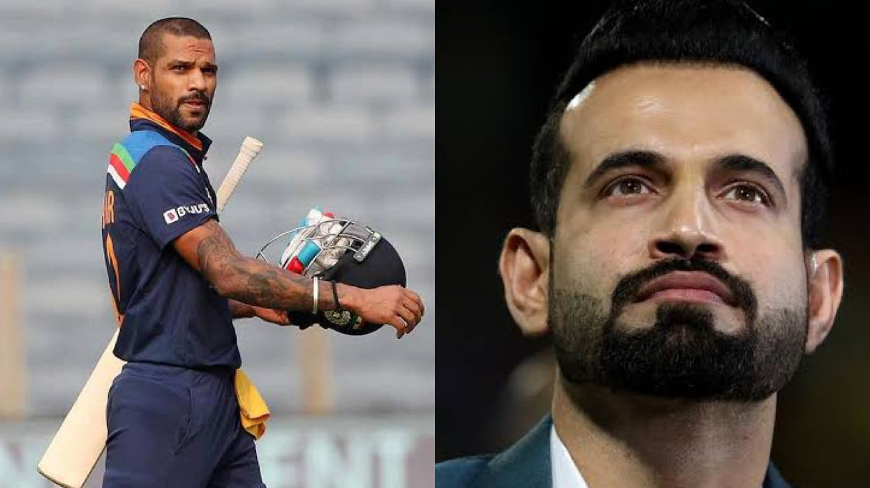 SL v IND 2021: Shikhar Dhawan will have a point to prove as a captain, says Irfan Pathan