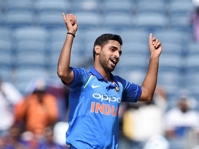 Cricket fraternity wishes Bhuvneshwar Kumar as he turns 28
