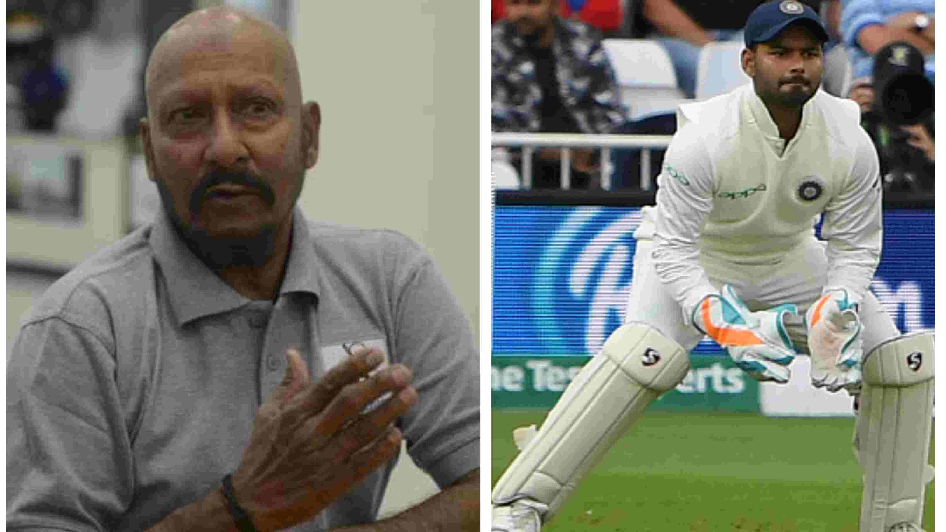 Syed Kirmani urges Rishabh Pant not to follow MS Dhoni's wicketkeeping technique