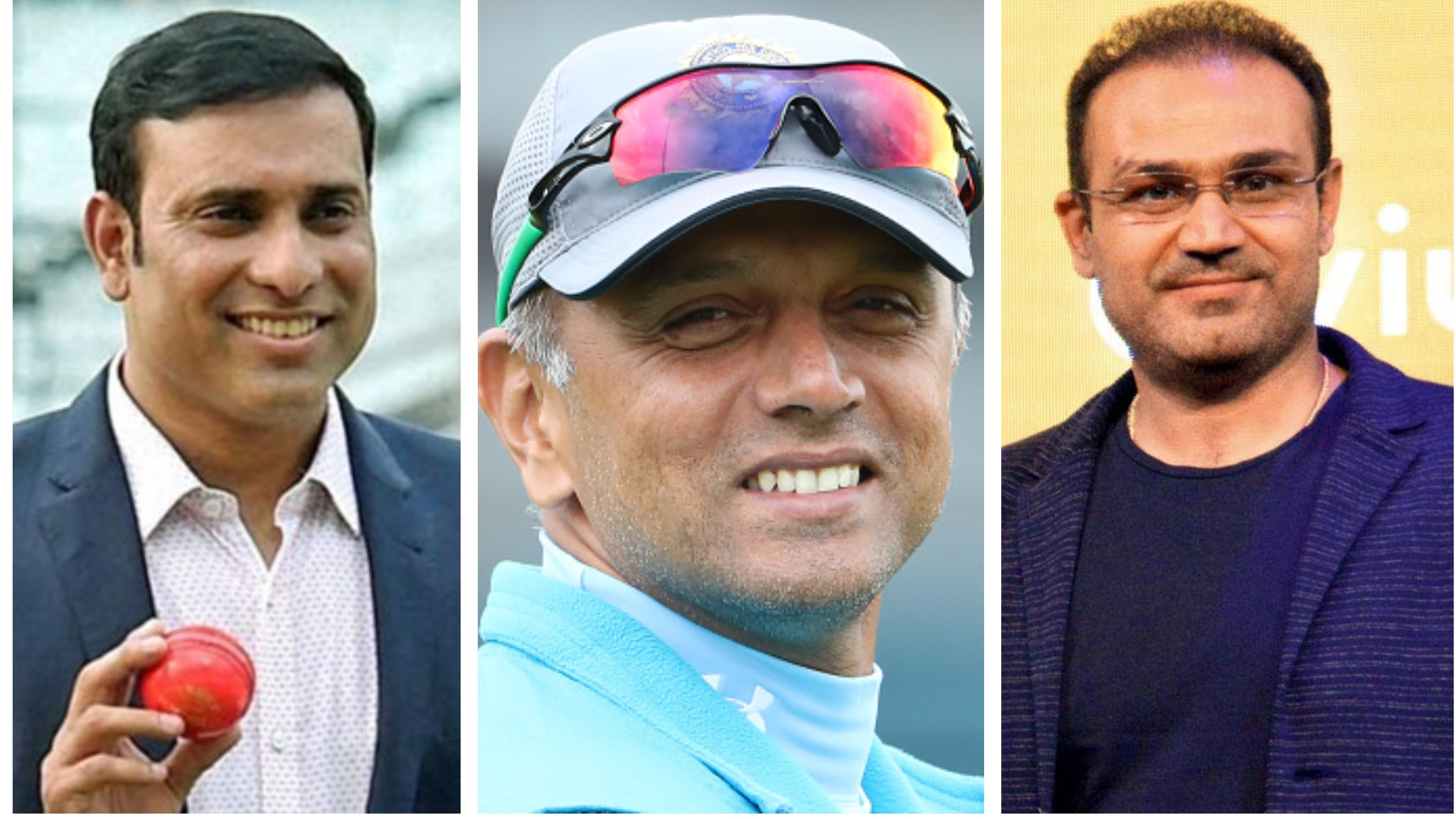 Cricket fraternity sends birthday wishes to Rahul Dravid as he turns 46
