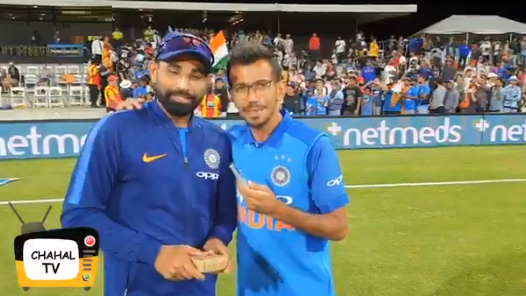 NZ v IND 2019: WATCH- Mohammad Shami's nickname among teammates revealed on 'Chahal TV'