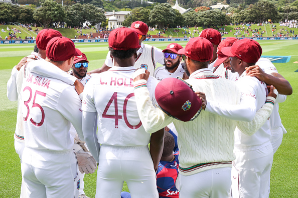 West Indies will play two Tests against South Africa at home | Getty