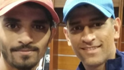 WATCH: The man from Maharashtra who fixes MS Dhoni and Virat Kohli's bat