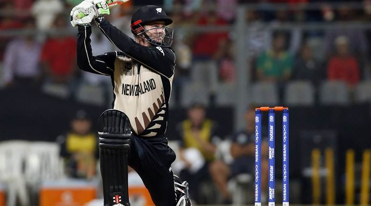 Colin Munro was the first batsman to three T20I centuries | AP