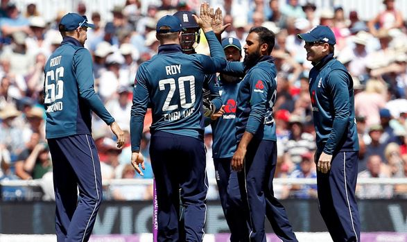 England ended 2018 year as the no.1 ranked ODI team in ICC rankings