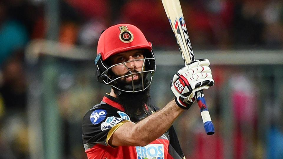 IPL 2018: Playing for RCB will help me become a better player for England, says Moeen Ali