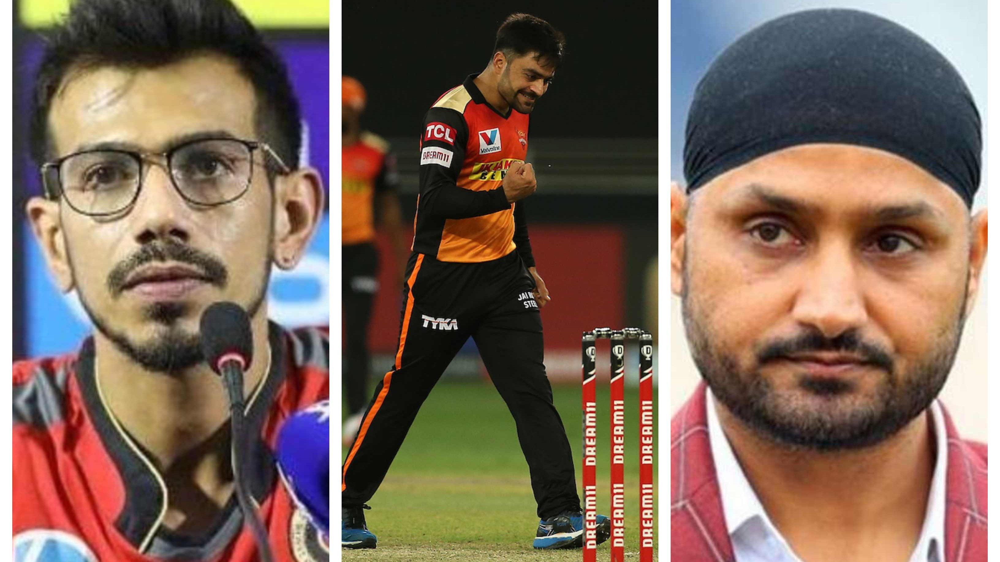 IPL 2020: Cricket fraternity hails Rashid Khan for his astonishing bowling figures in SRH's big win over DC
